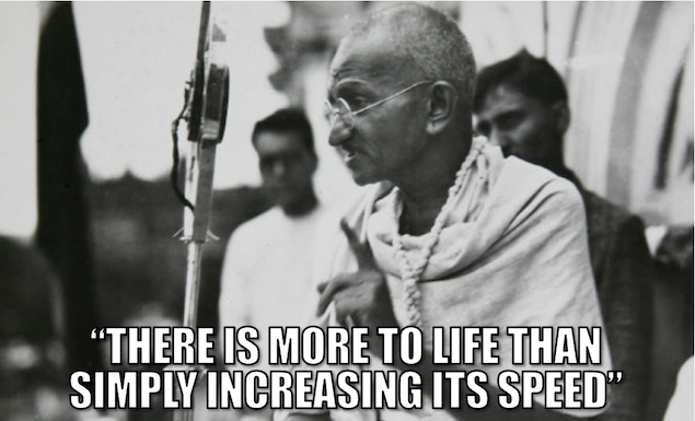 Ghandi_Time