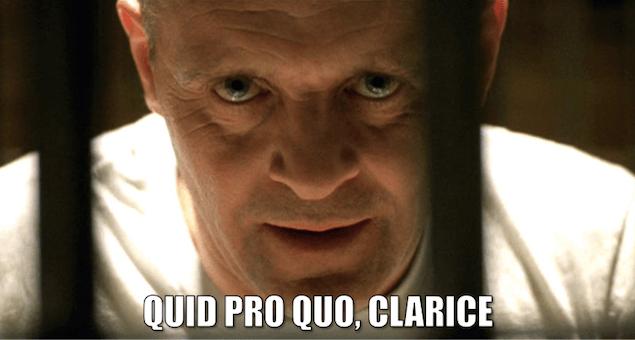 QuidProQuoClarice